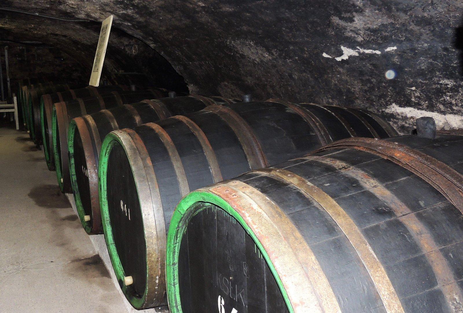 Weinkeller Hieronomi in Cochem