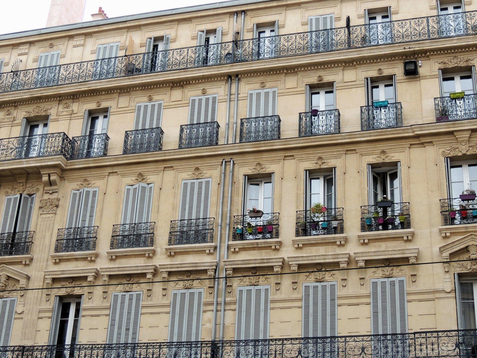 Rue de la République Marseille