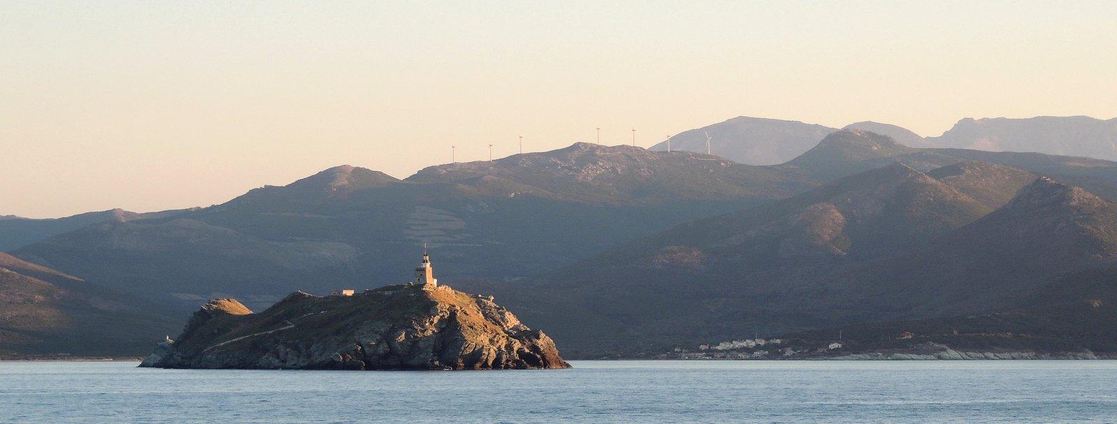 Nordküste von Korsika