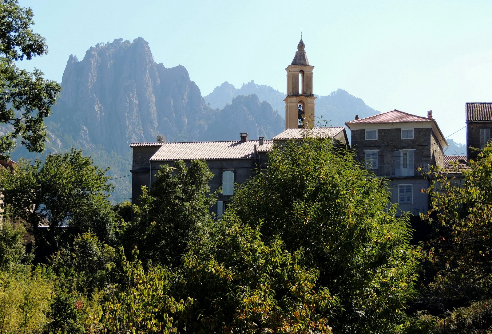 Ghisoni Korsika