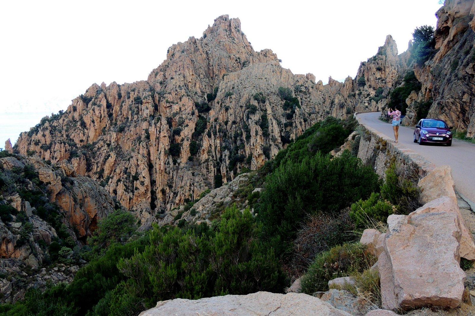 Calanche von Piana Korsika