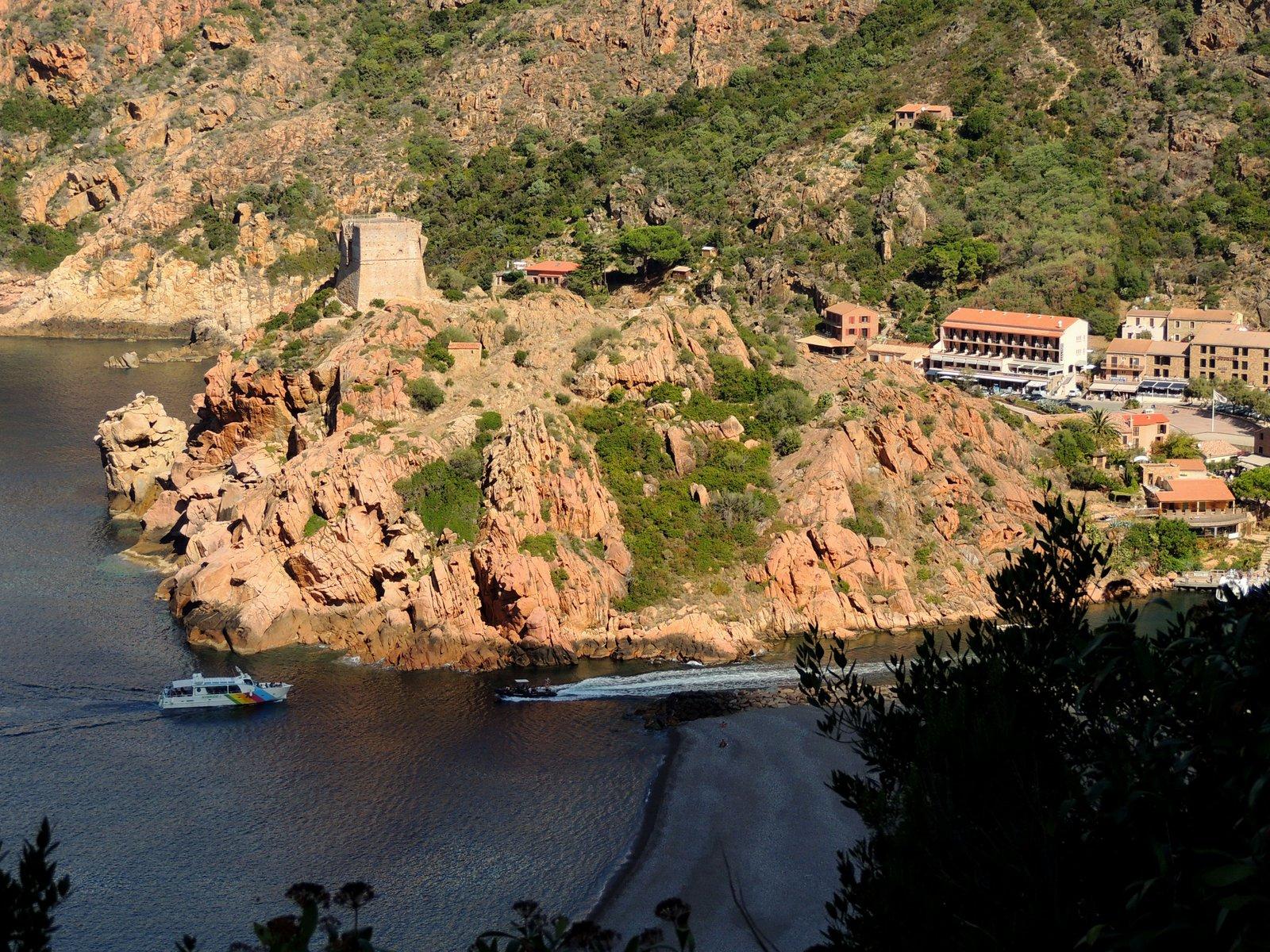 Golf von Porto Korsika
