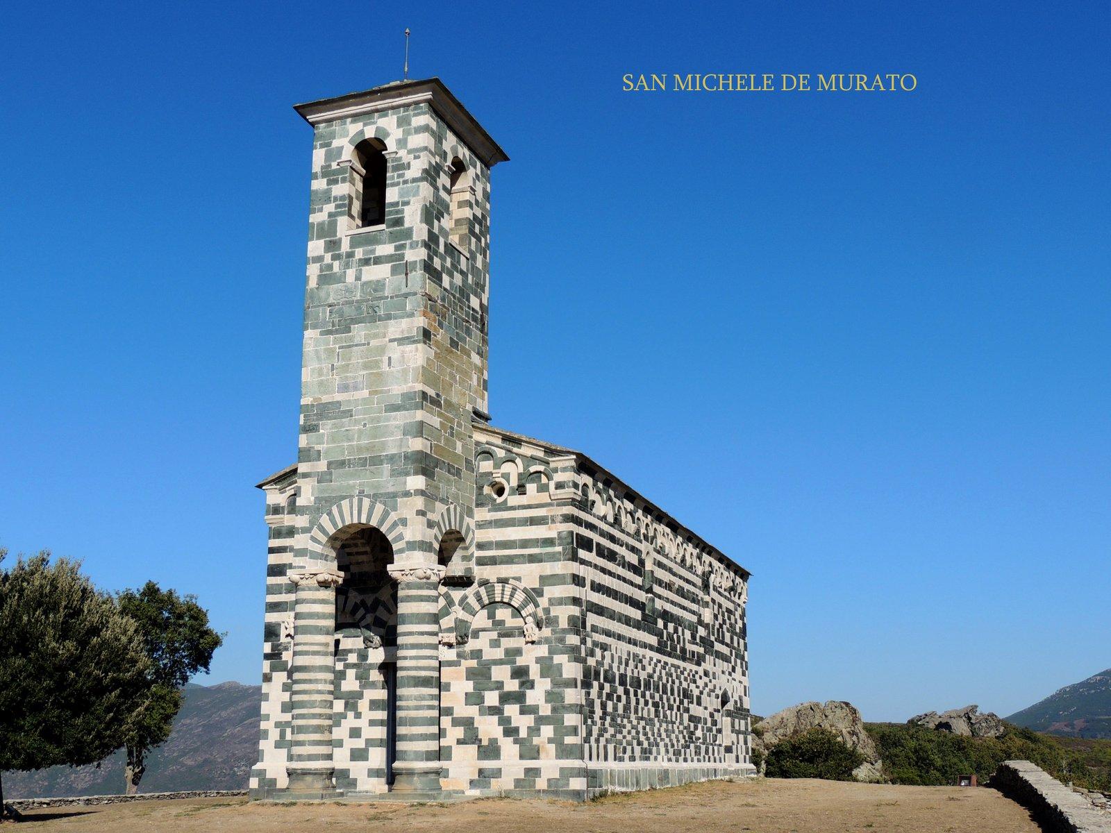 San Michele de Murato Korsika