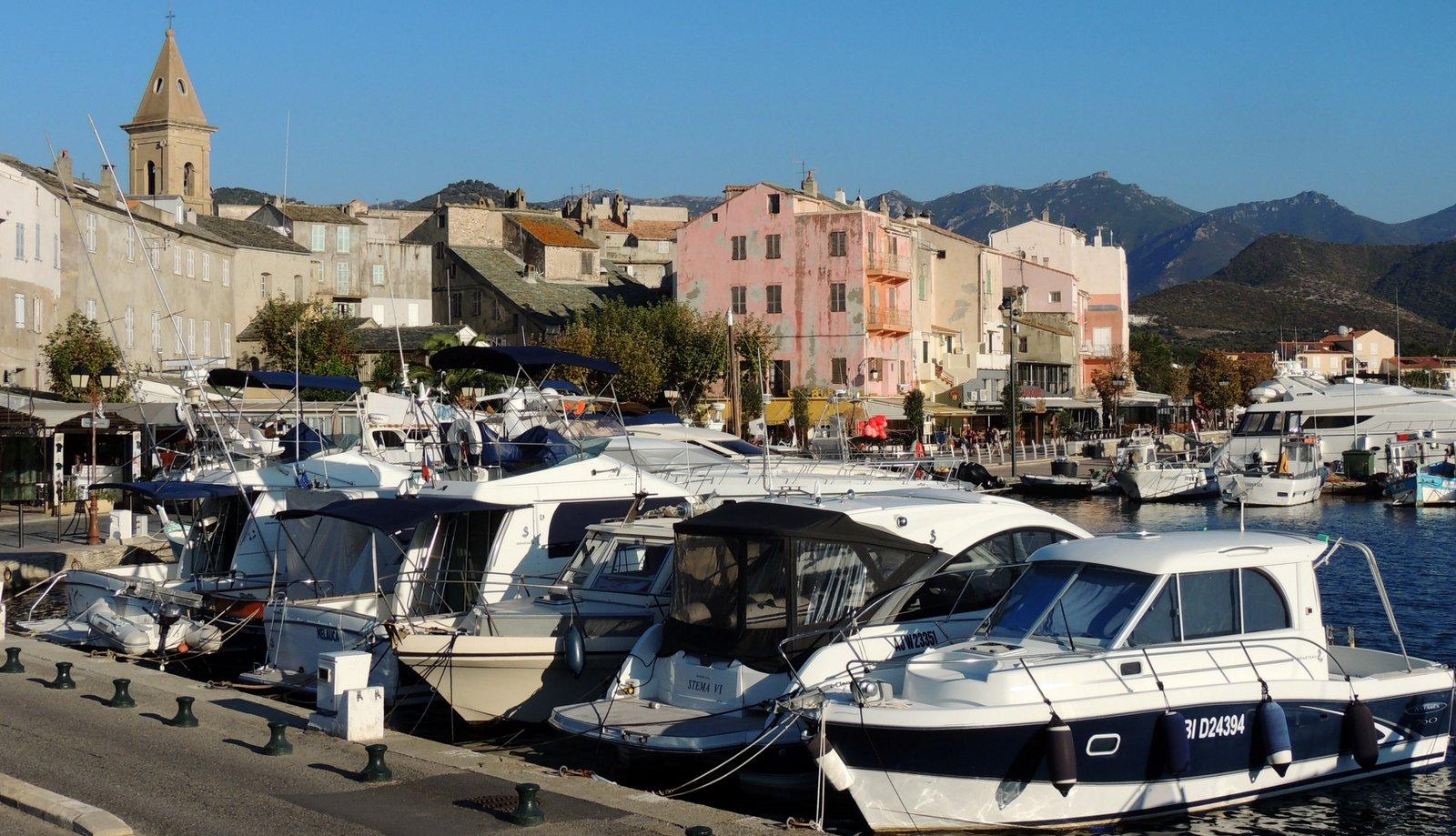 St. Florent Korsika