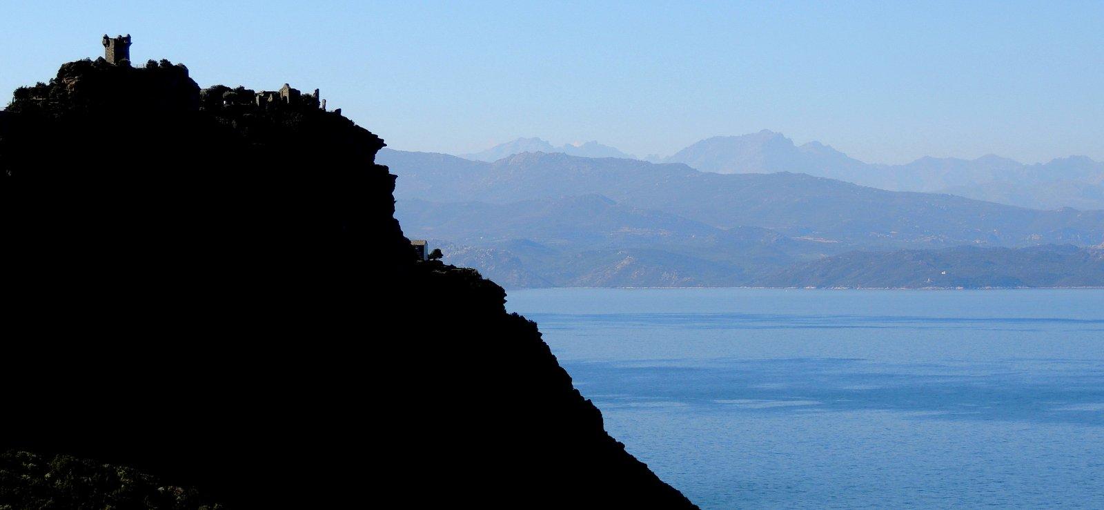 Nonza Korsika