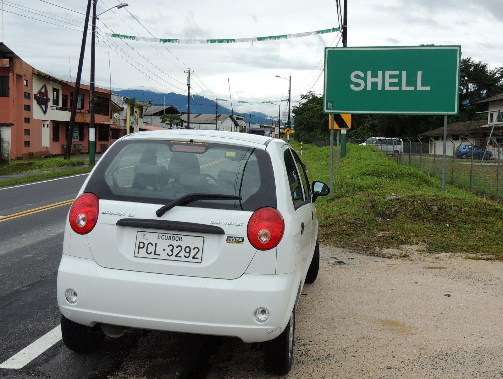 Shell Ecuador