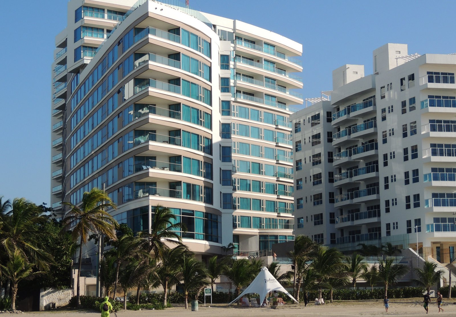 Radisson Cartagena Ocean Pavillon Hotel Kolumbien