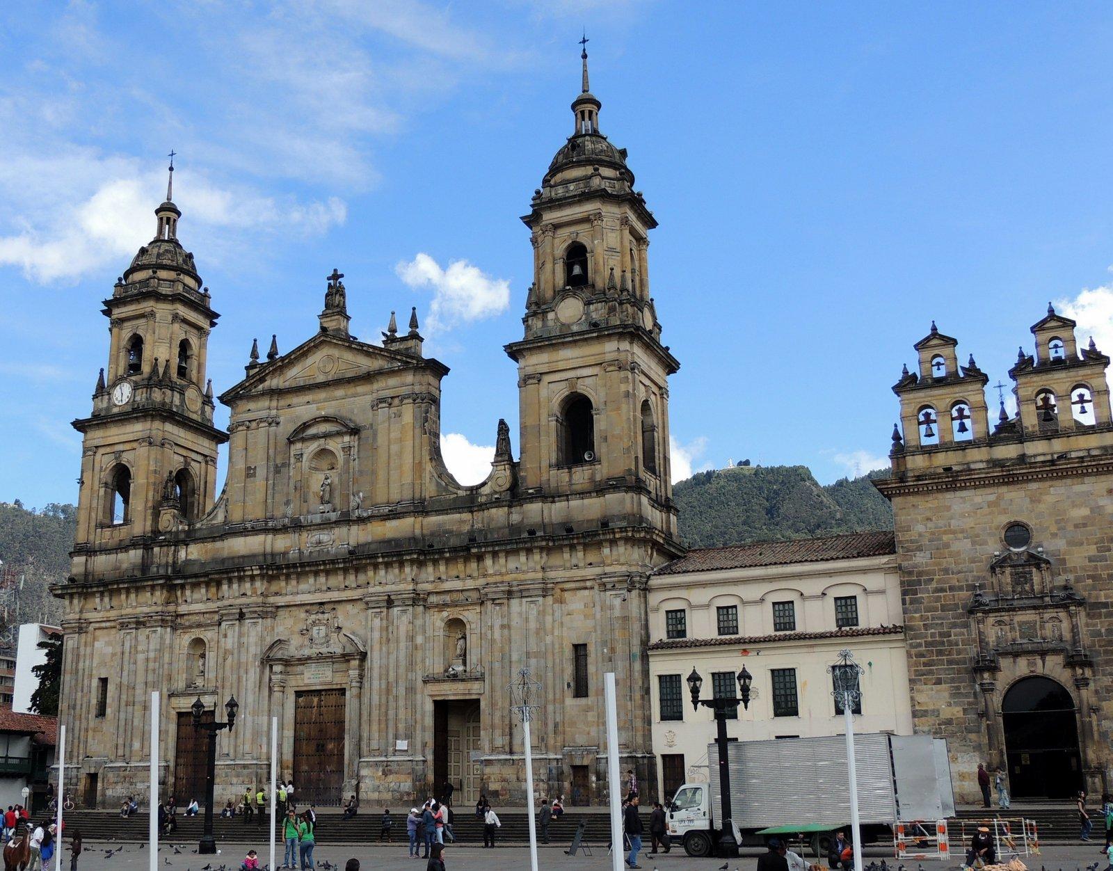 Kathedrale von Bogota