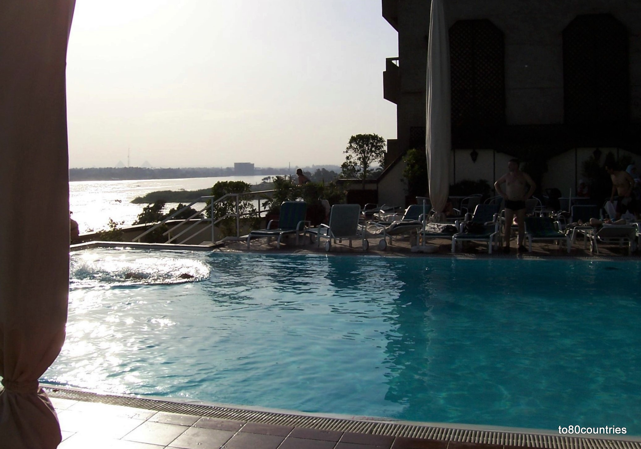 Kairo - Sofitel Maadi Towers - Pool