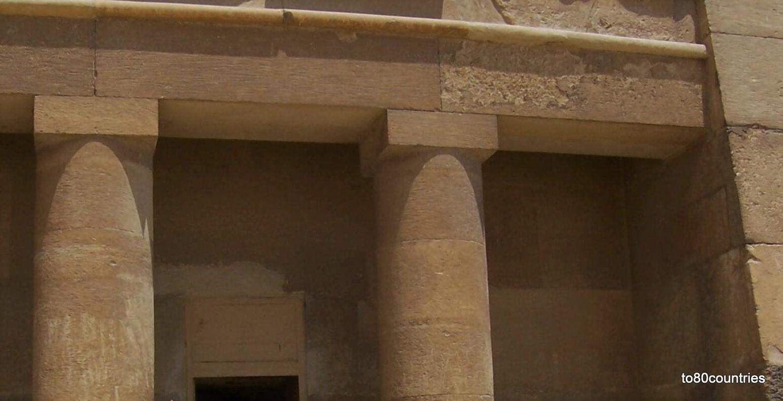 Sakkara - Ägypten