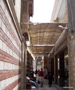 Koptisches Viertel Alt-Kairo