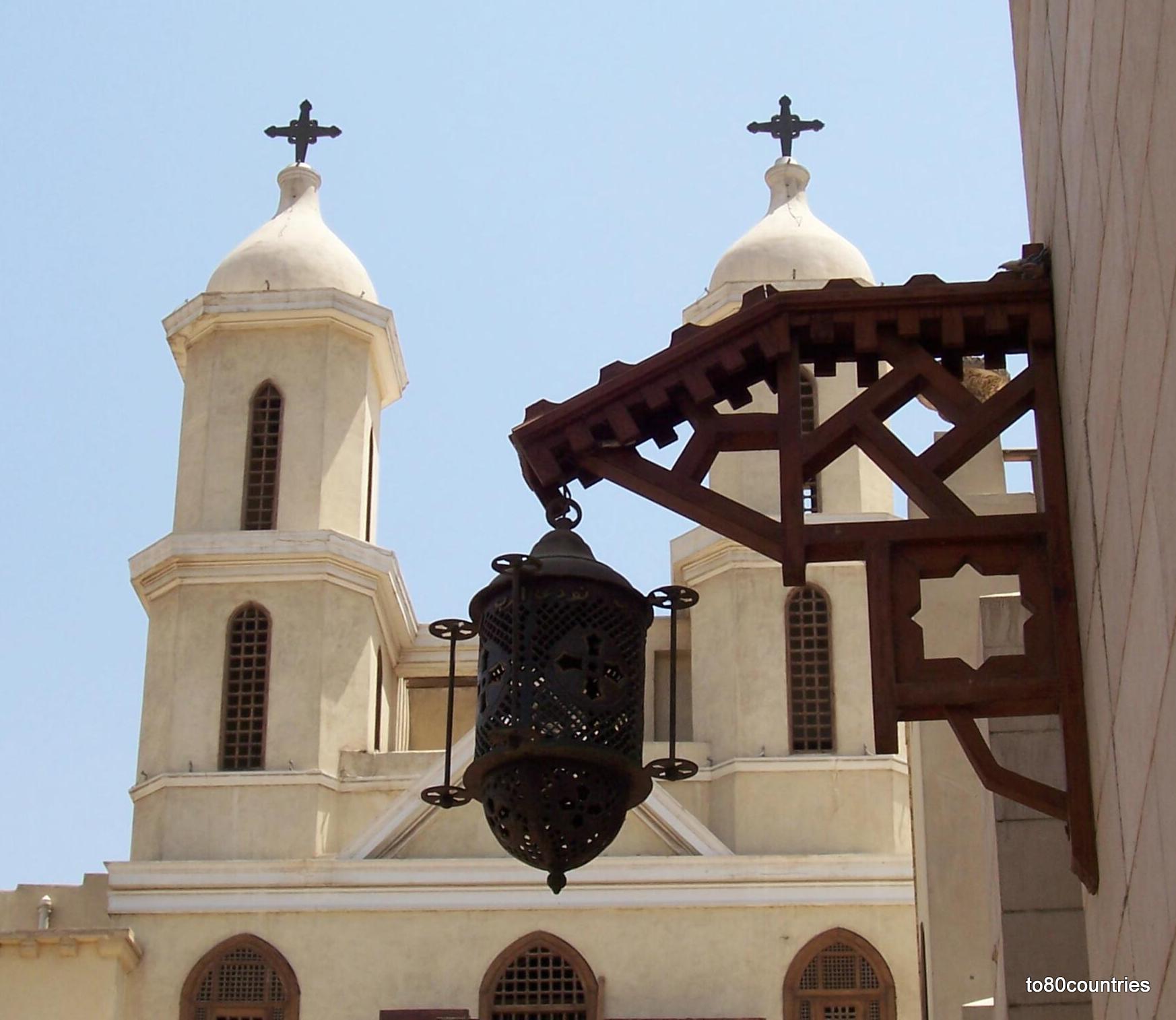 Hängende Kirche - Alt-Kairo