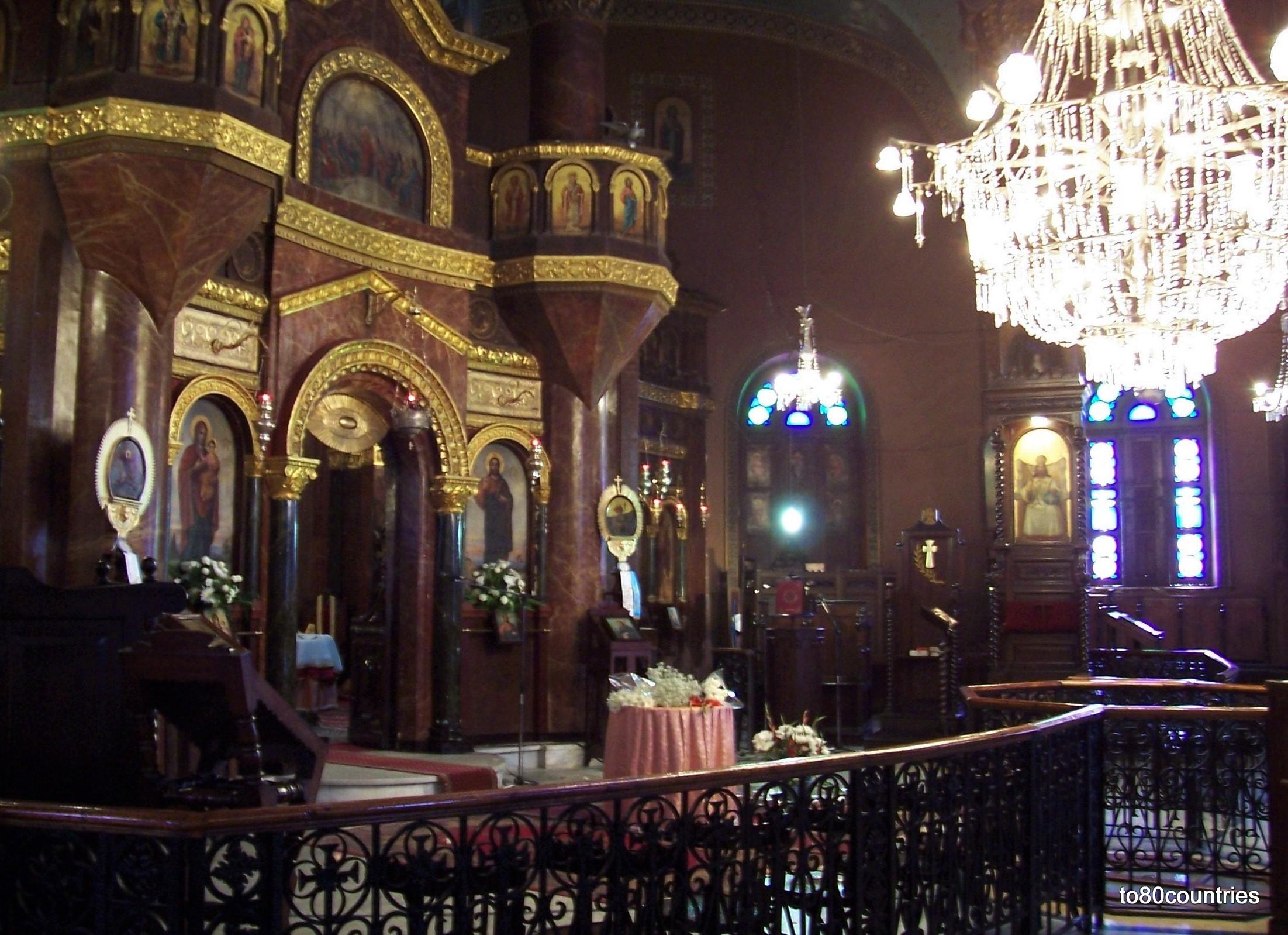 St. Georg - Alt-Kairo