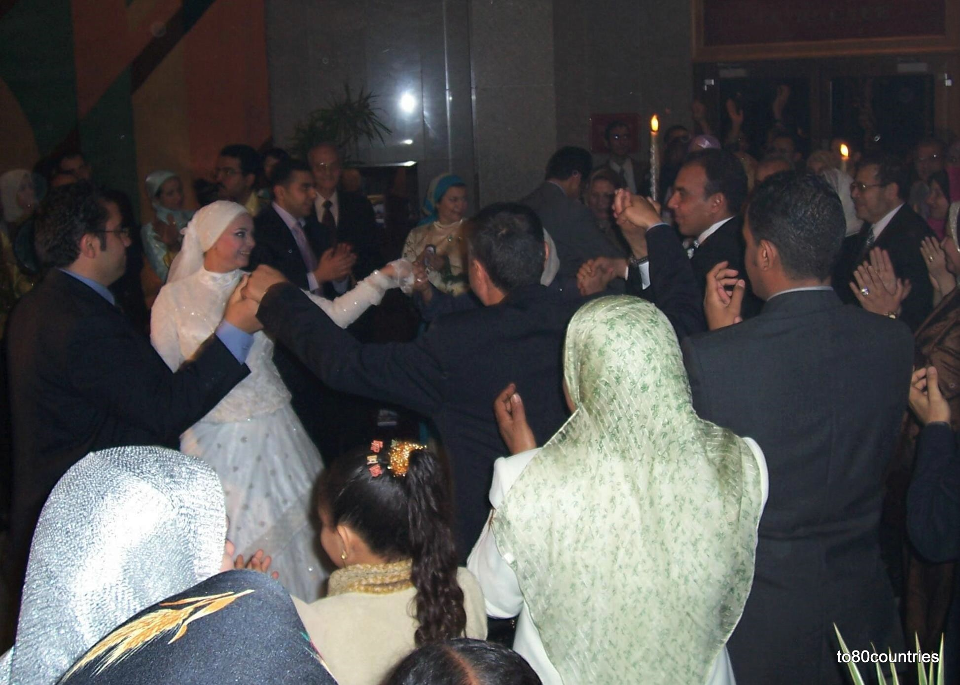 Hochzeit im Sofitel Maadi Towers - Kairo
