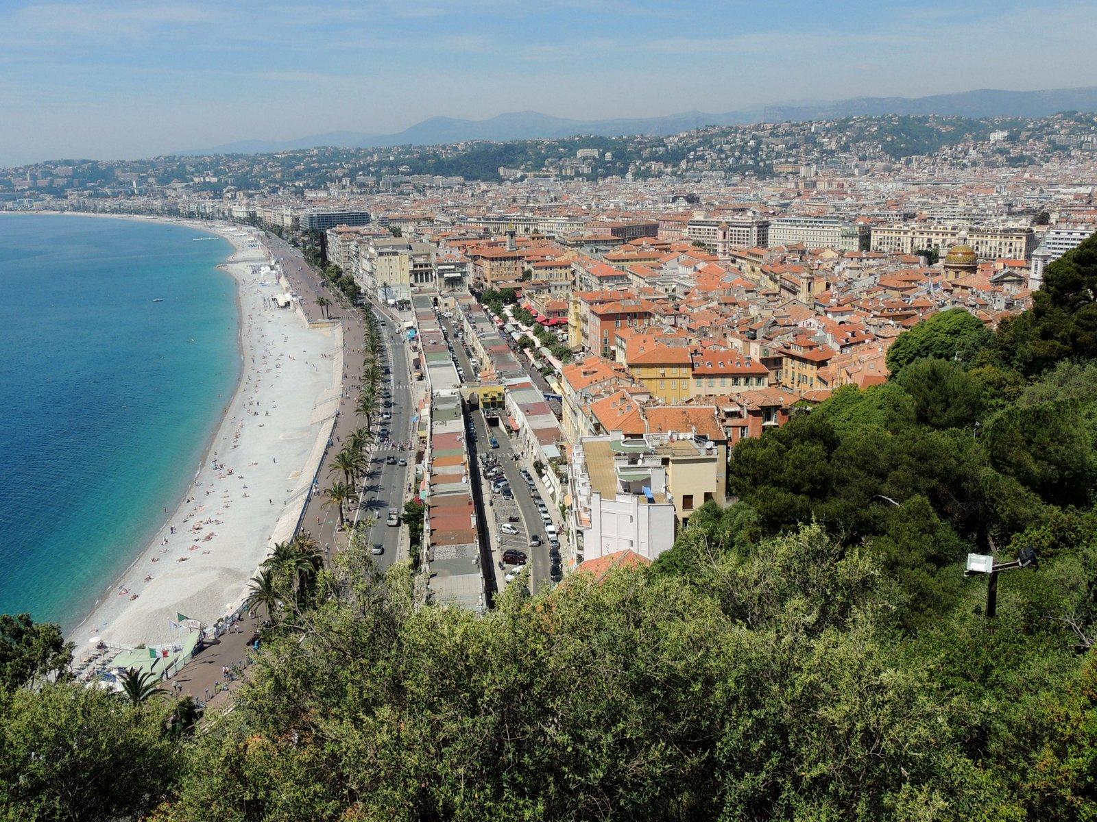 Nizza Côte d`Azur