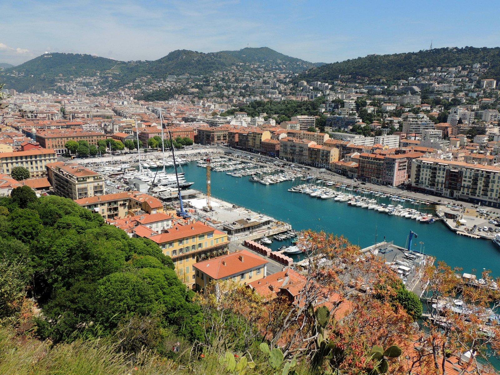 Port Lympia Nizza - Côte d`Azur