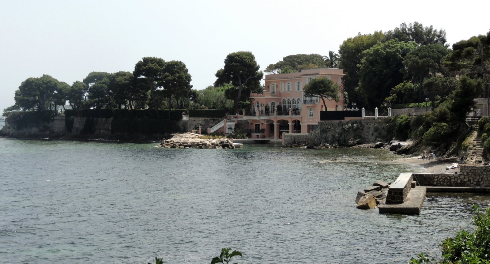 ehemalihge Villa von David Niven - Côte d`Azur