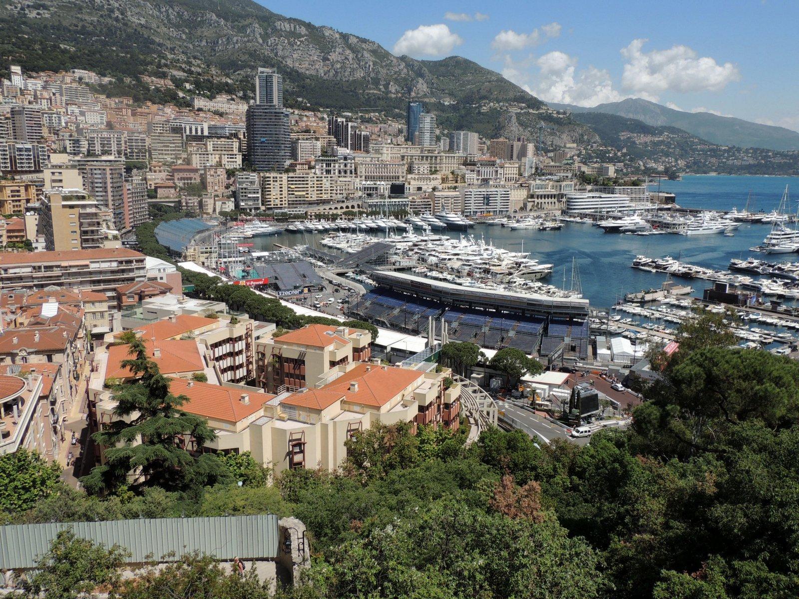 Monte Carlo - Côte d`Azur