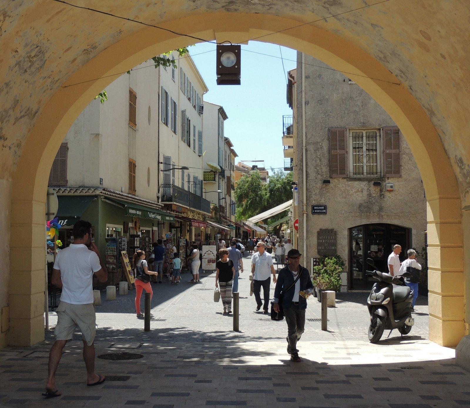 Antibes Côte d`Azur
