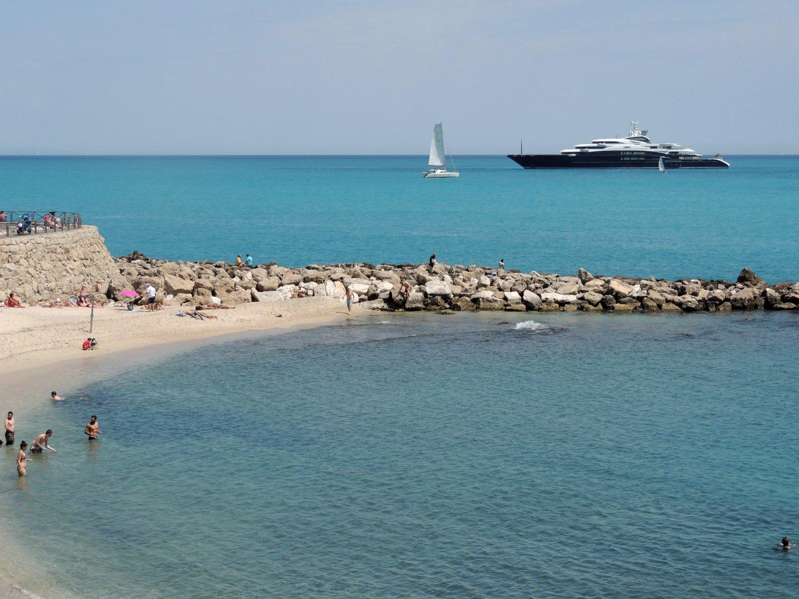 Antibes - Côte d`Azur