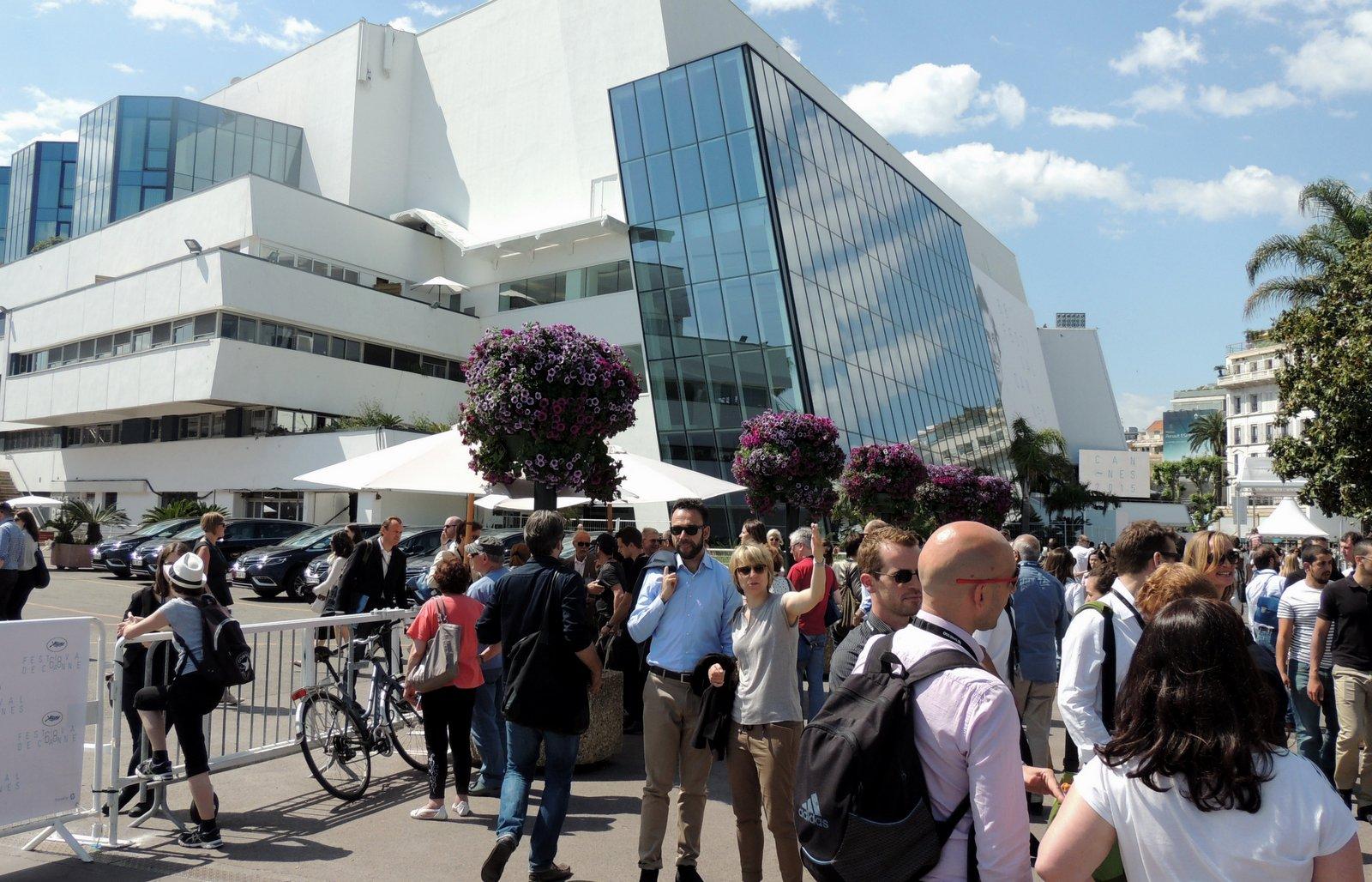 Filmfestspiele in Cannes - Côte d`Azur