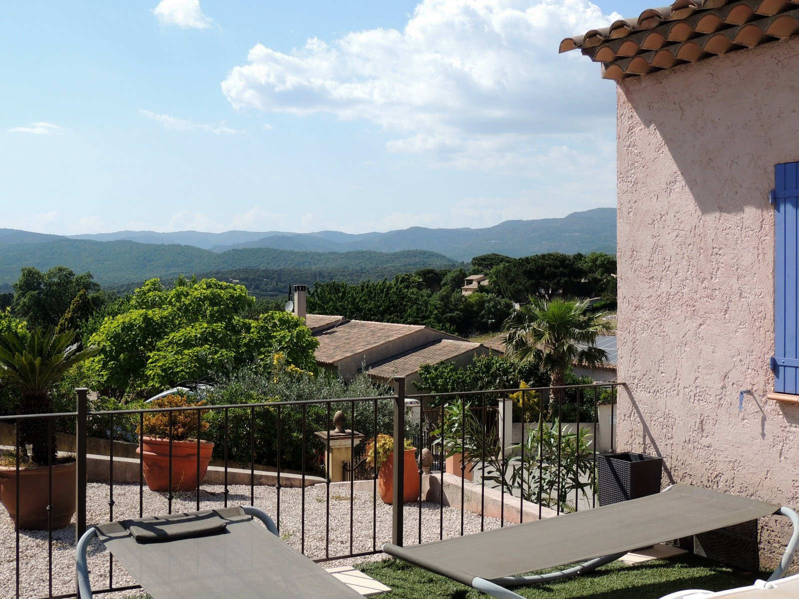 Ferienhaus in Cogolin Côte d`Azur