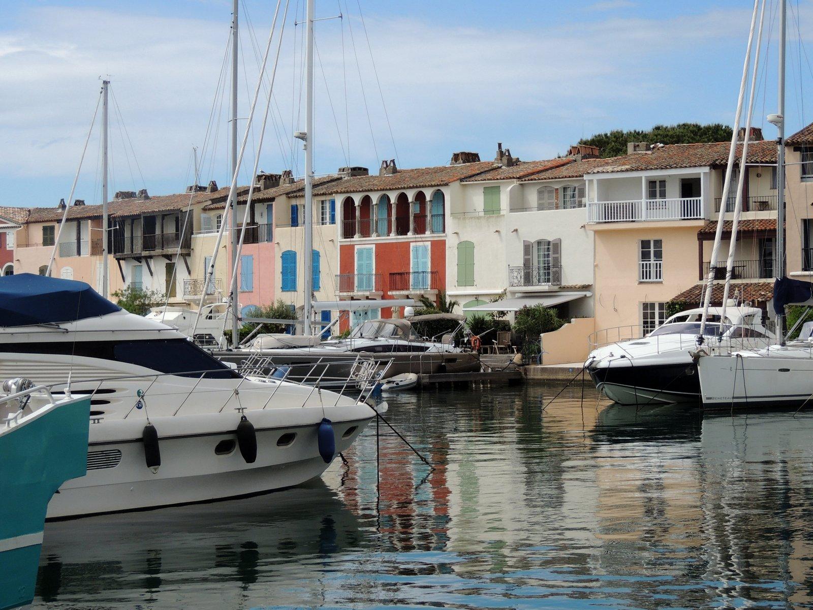 Port Grimaud - Côte d`Azur