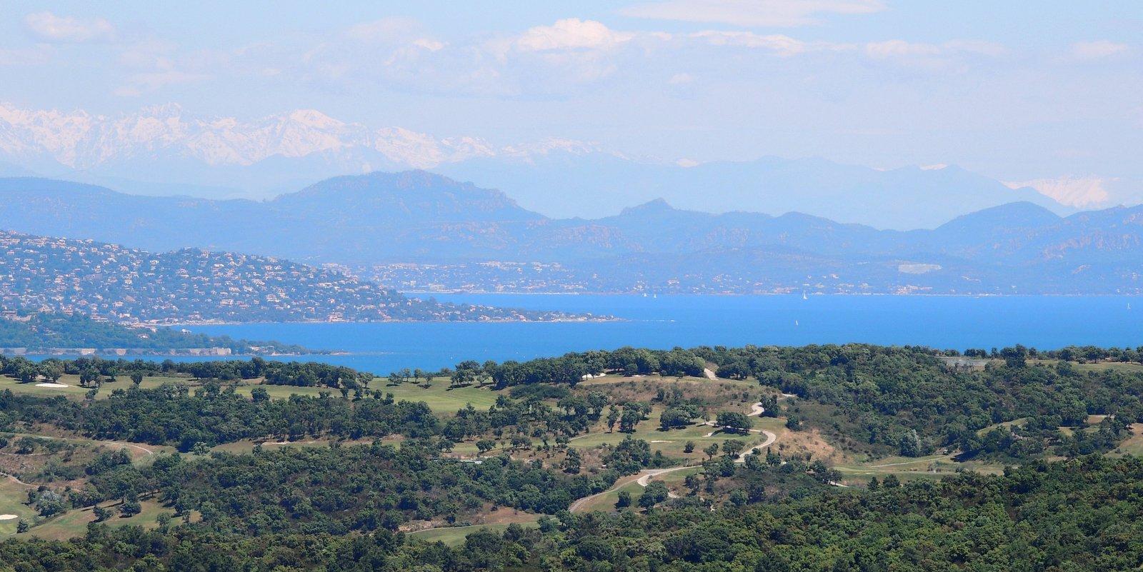An der Côte d`Azur