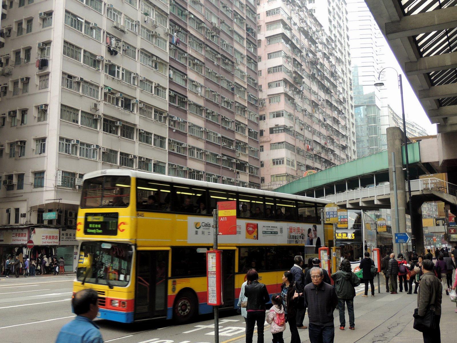 Fortress Hill Hongkong
