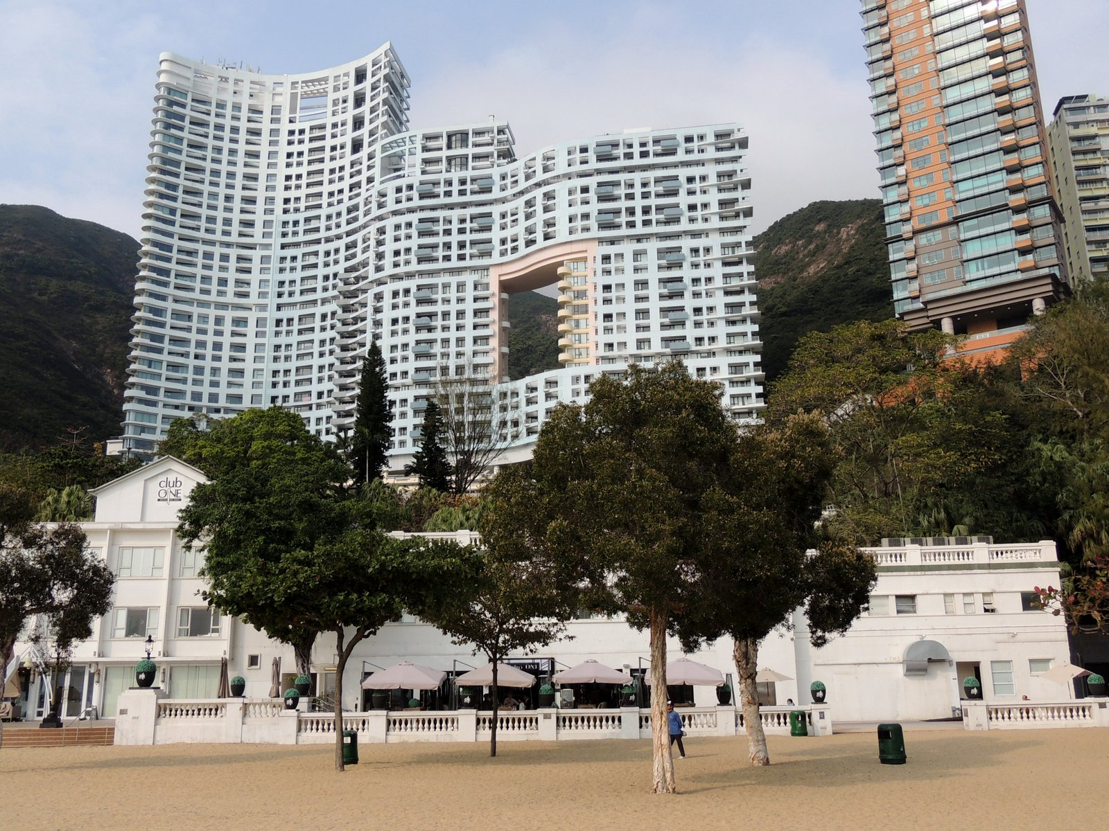Tor des Drachen in Repulse Bay - Hongkong Island