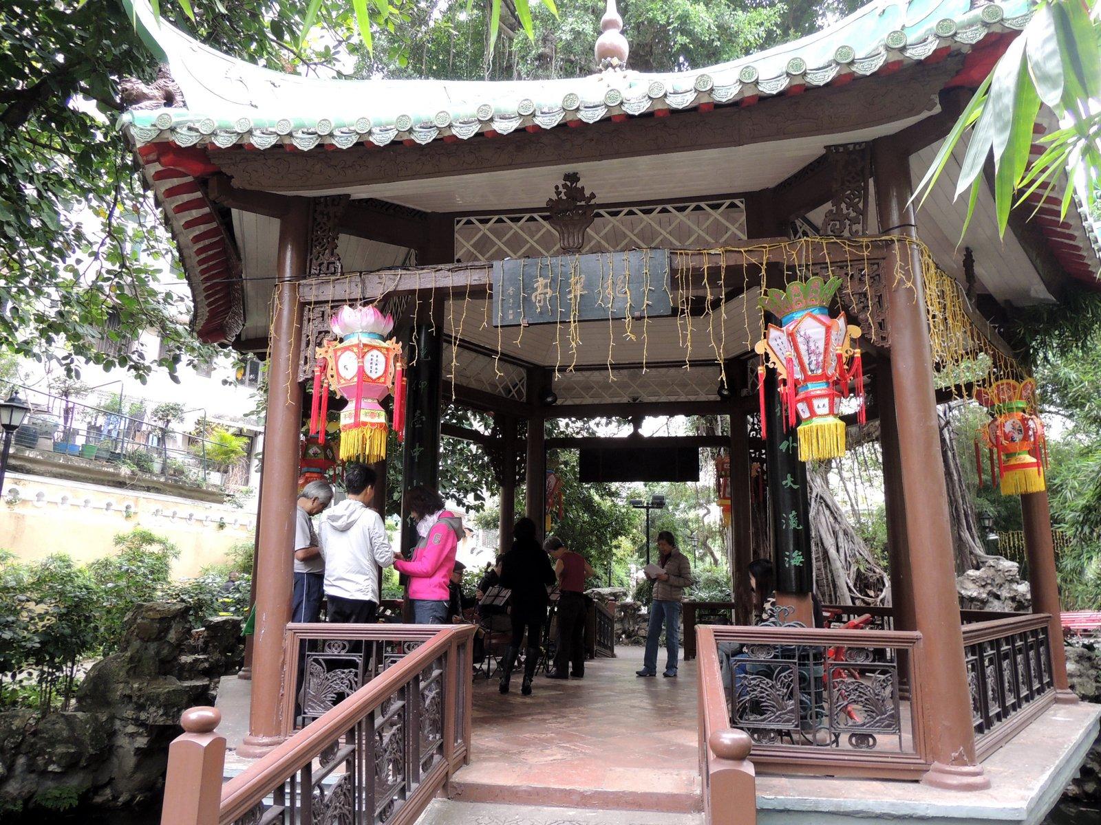 Lou Lim Loc Garden Macau