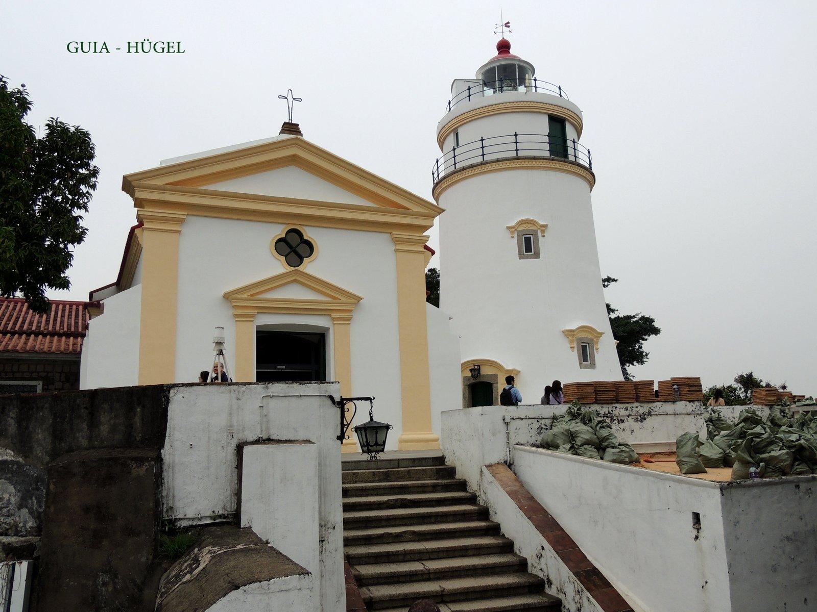 Leuchtturm Macau