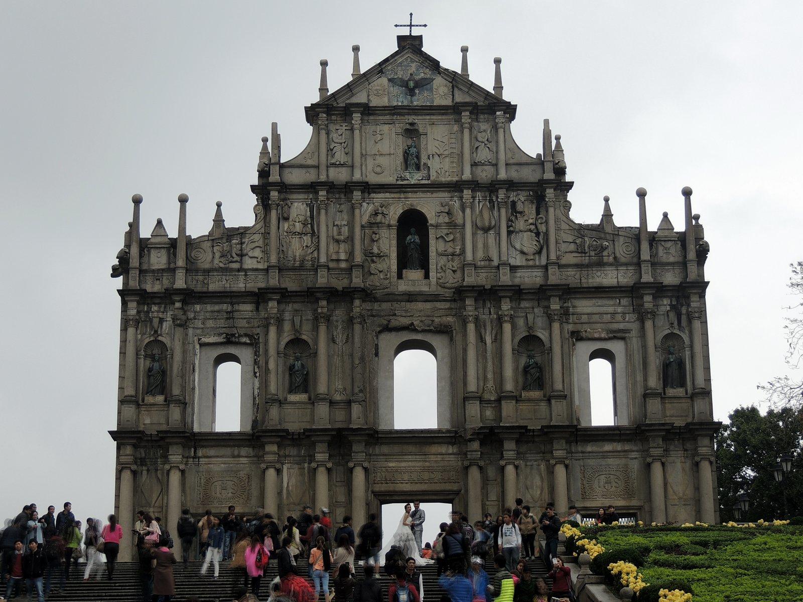 St. Paul Macau