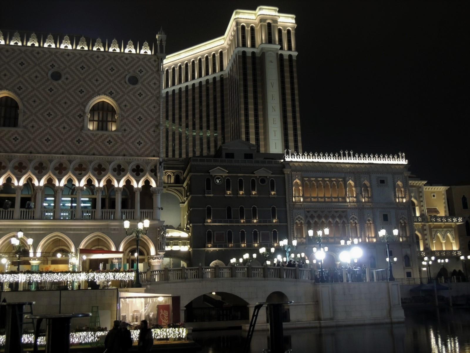 Hotel & Casino Venetian in Macau