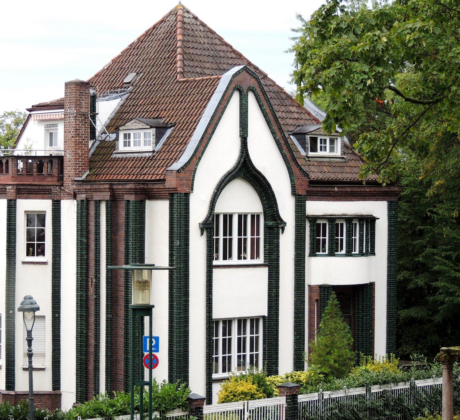 Peter Behrens Haus Darmstadt