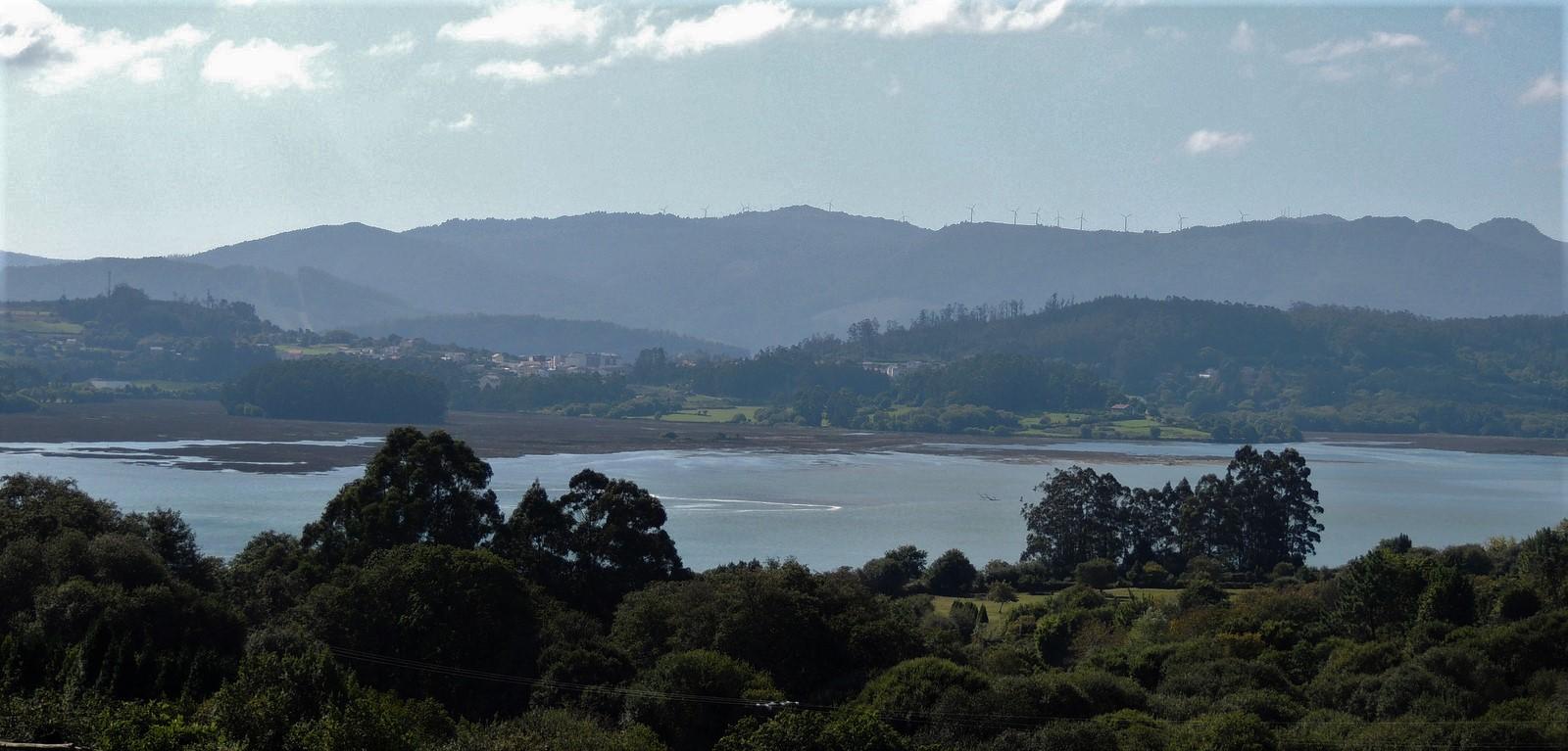 Ria de Viveiro, Küste von Galicien