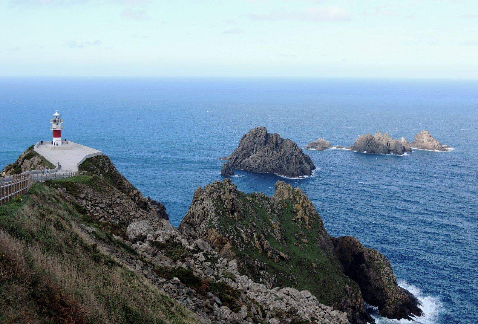 Küste bei Cap Ortegal