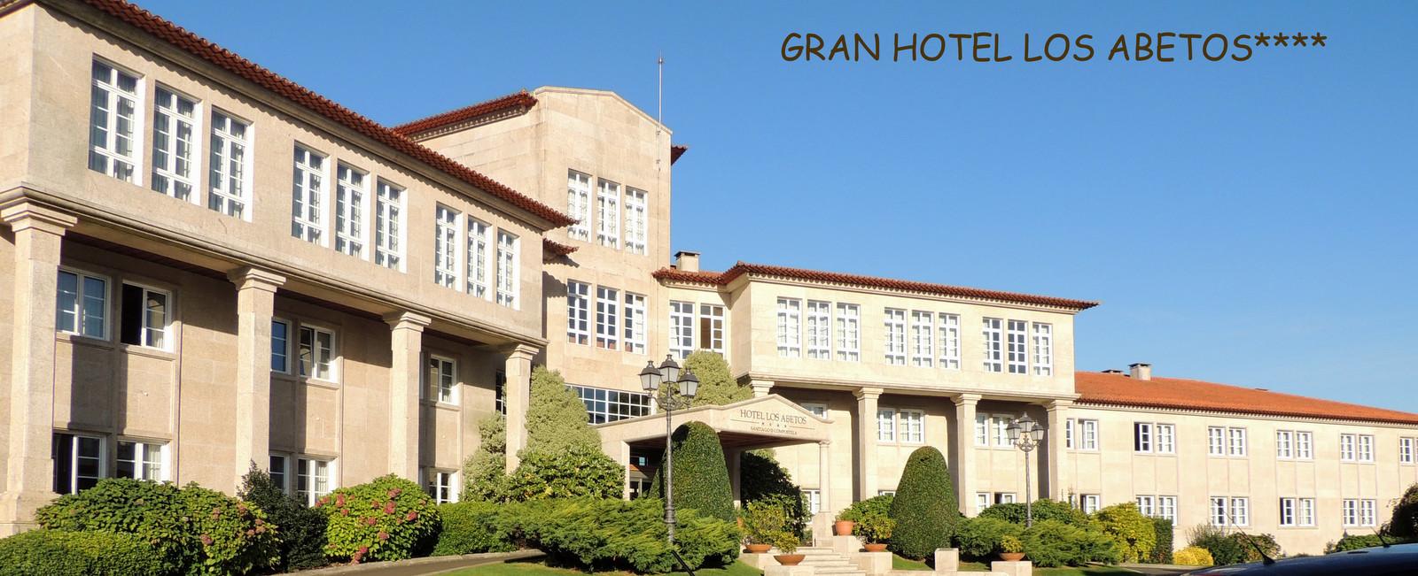 Gran Hotel Los Abetos - Santiago de Compostella
