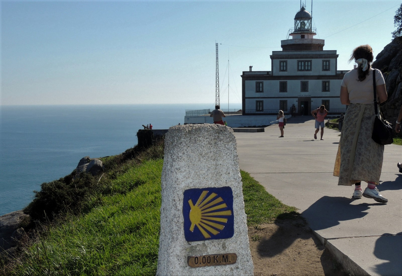 Kap Fisterra, Galicien