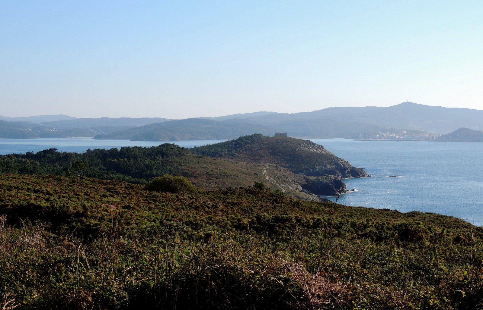 Ria Camerinas Atlantik-Küste