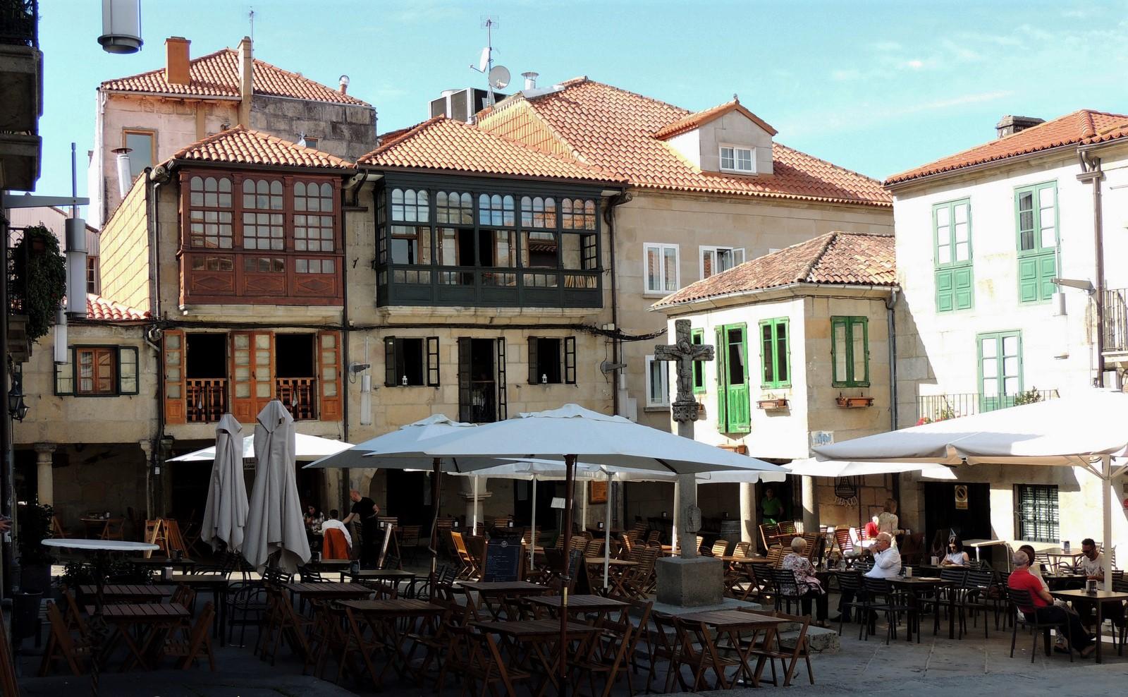 Pontevedra - Praza da Lena