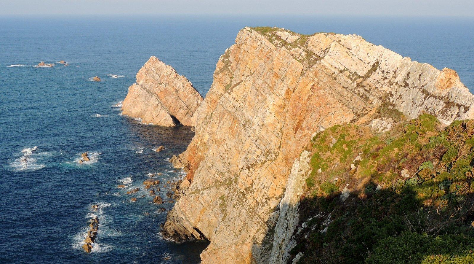 Asturische Küste