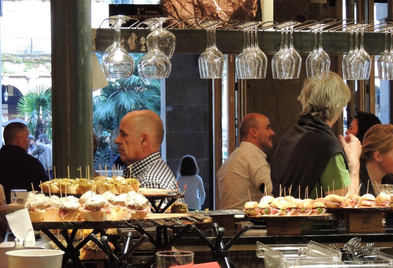 Restaurant La Olla in Bilbao
