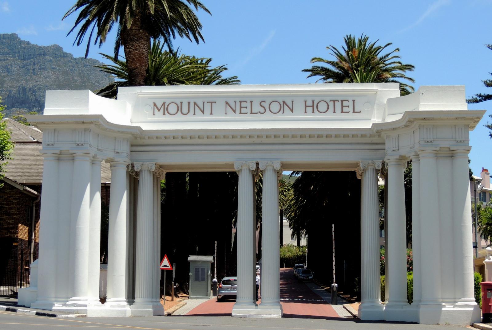 Mount Nelson Hotel Kapstadt