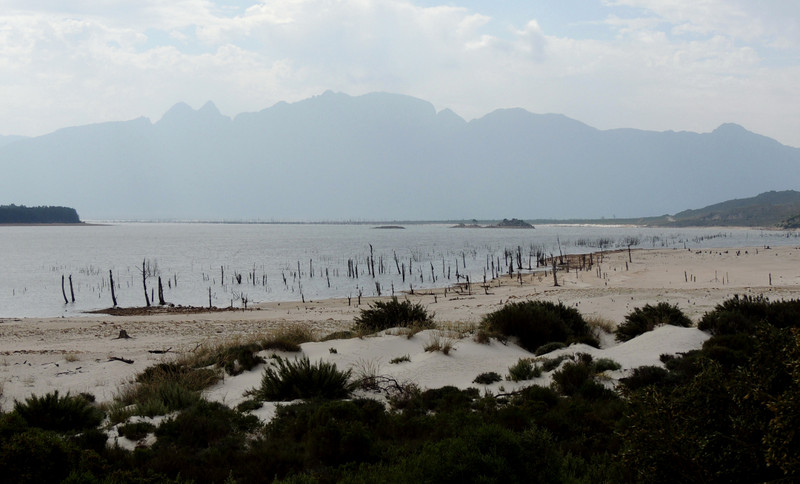 Am Theewaterskloof Stausee