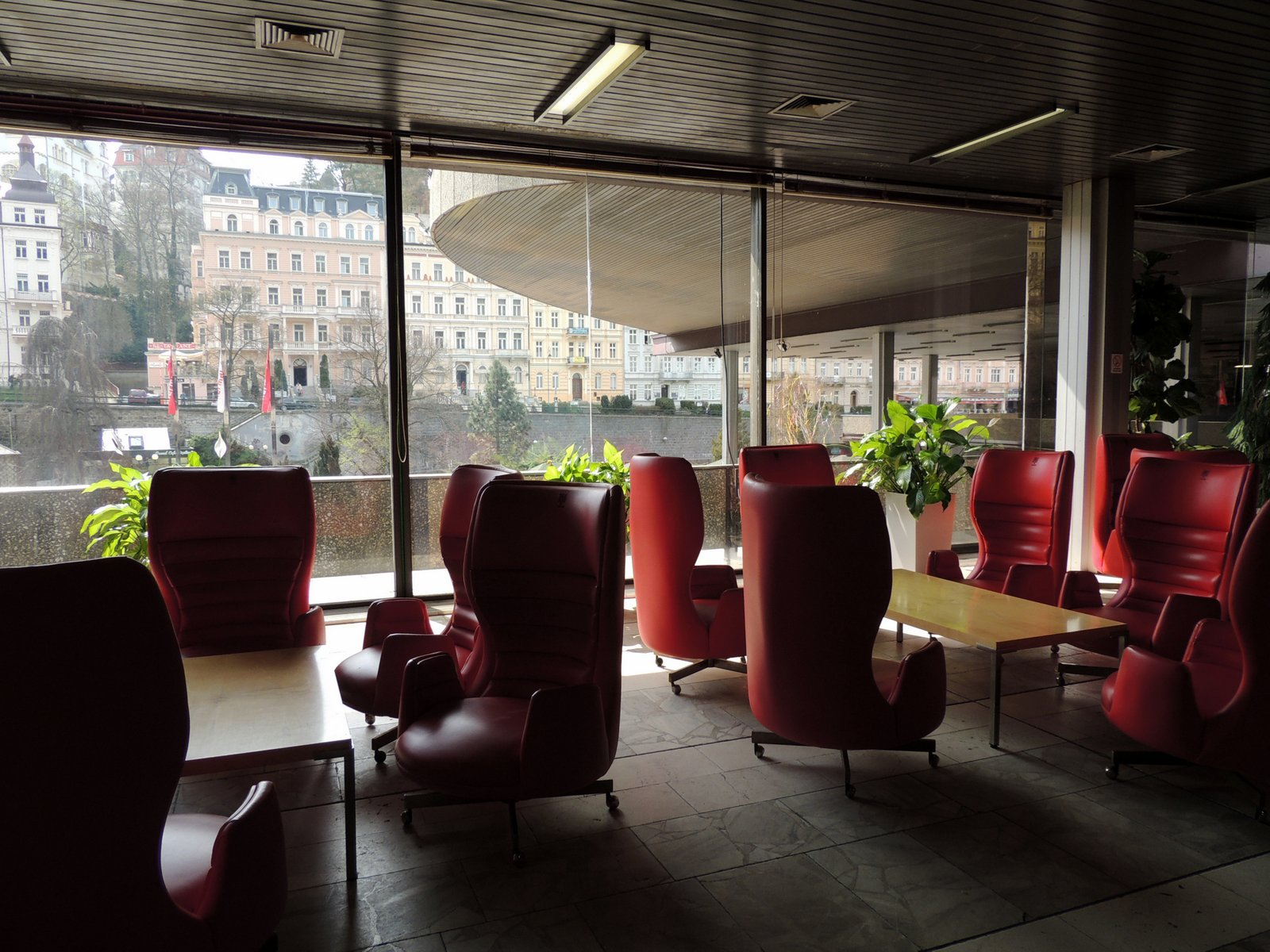 Hotel Thermal in Karlsbad