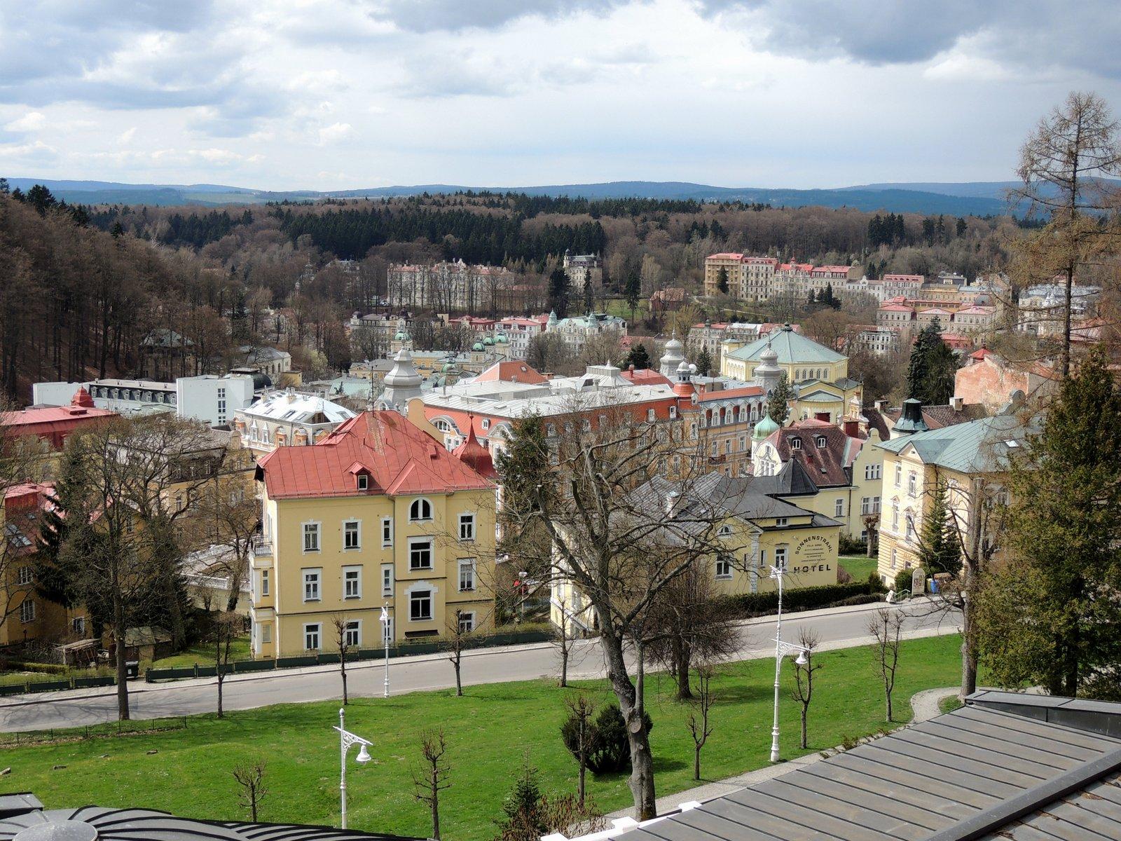 Marienbad / Westböhmen