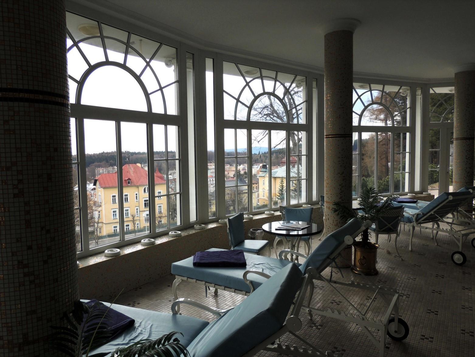 Spa im Hotel Esplanade in Marienbad