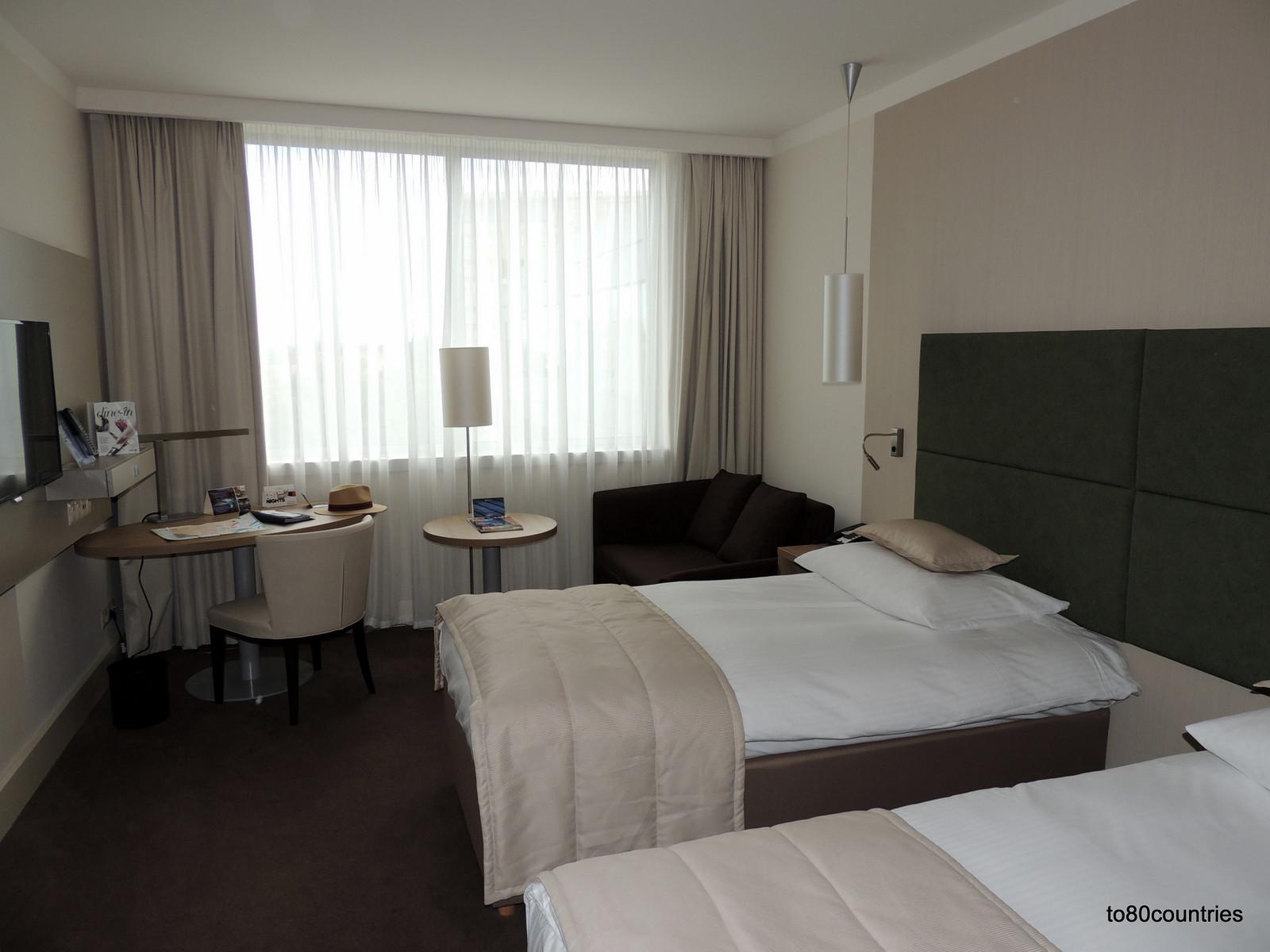 Radisson Blu Stettin - Gästezimmer