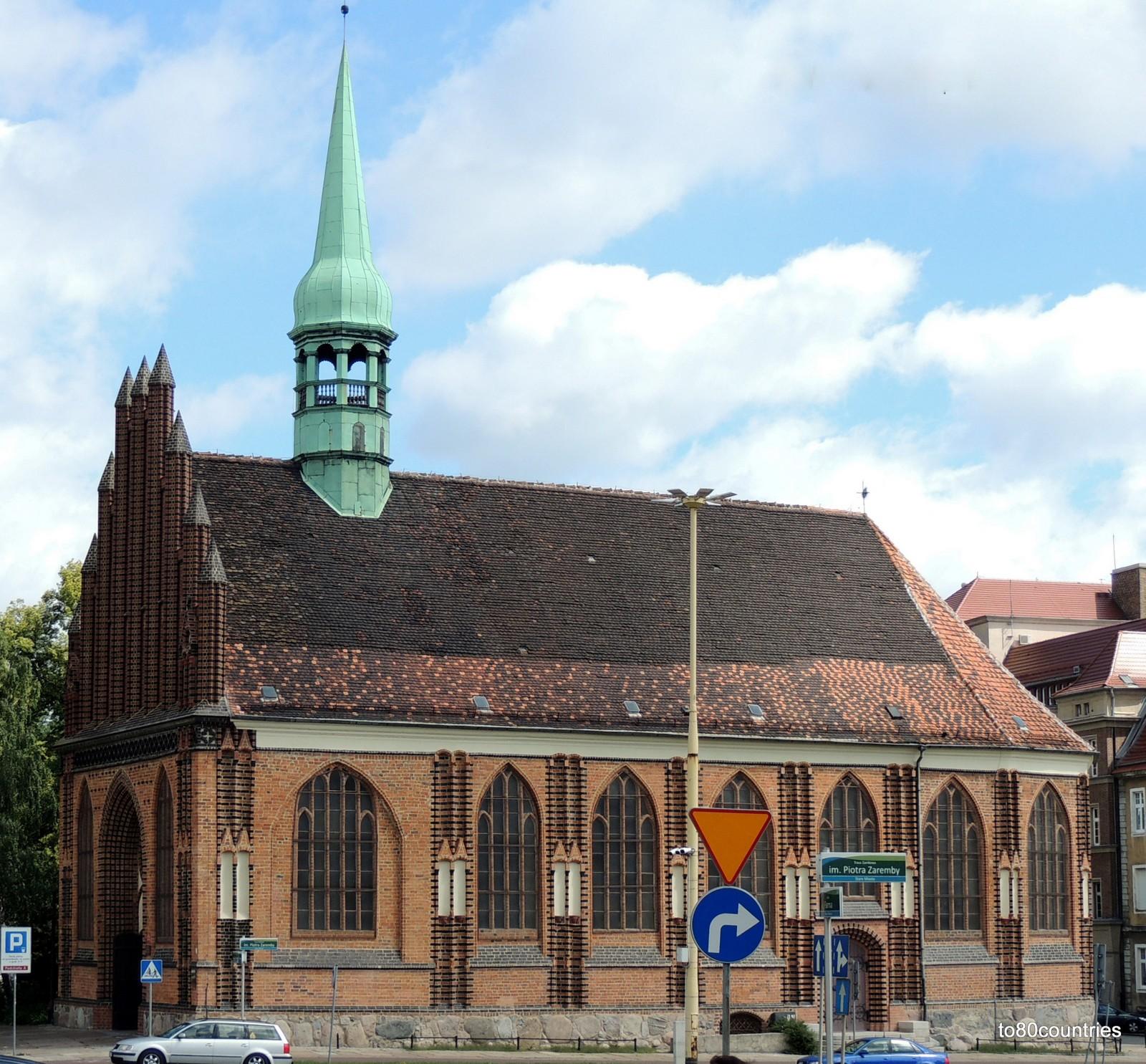 Peter-und-Paul-Kirche - Stettin